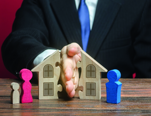 ¿Quién se queda la vivienda en caso de divorcio?